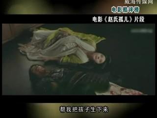 电影酷评榜 《赵氏孤儿》