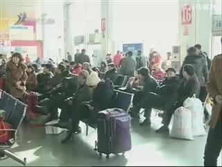 春节长假:我市海陆空客运客流量达22.5万人次